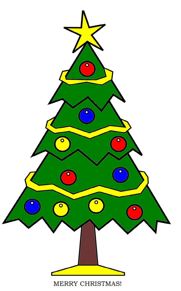 600x963 Christmas Tree Drawing Black And White[1].ptdraw By