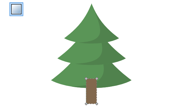 600x350 How To Draw A Christmas Tree In Inkscape GoInkscape