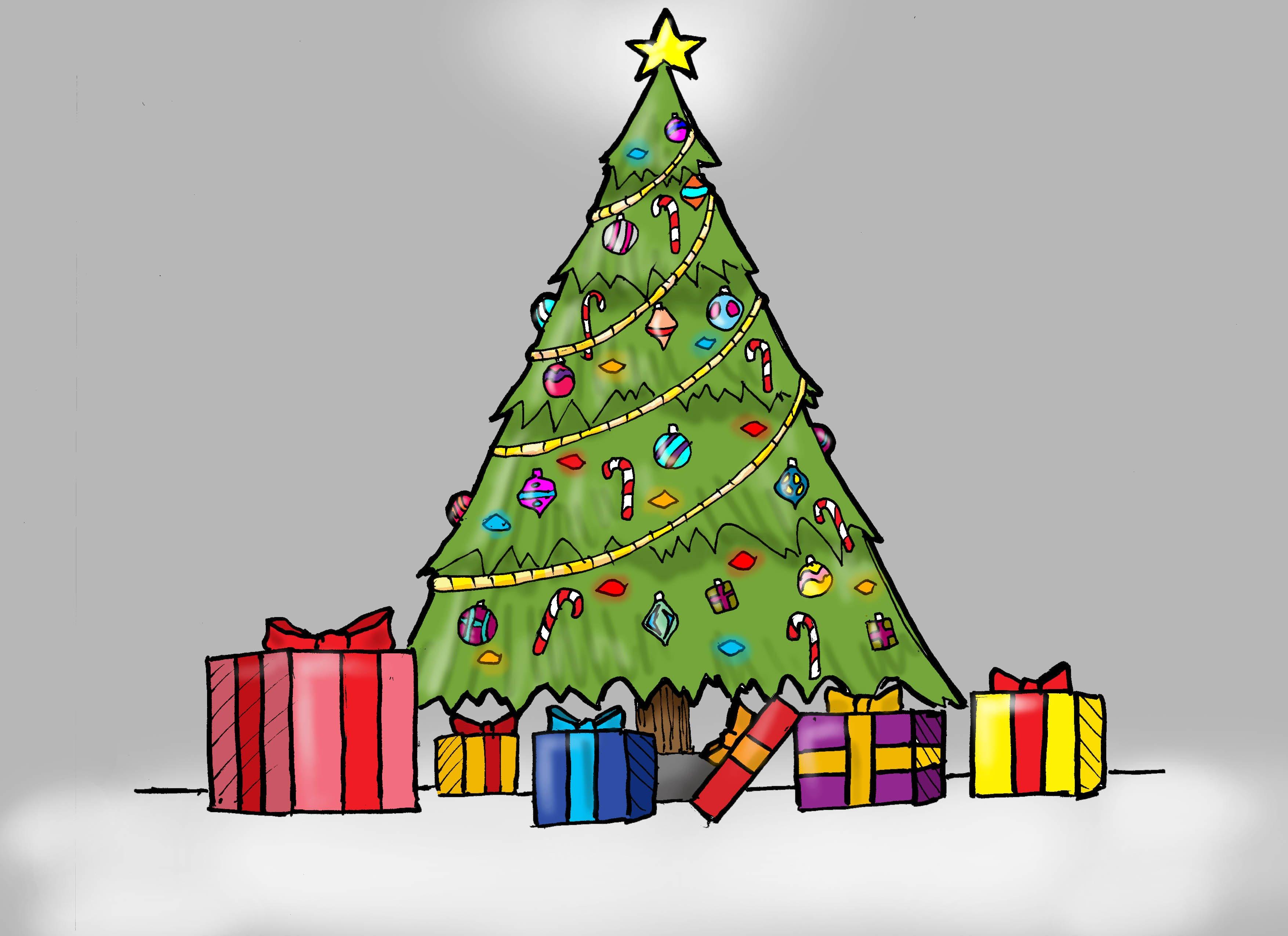 3509x2550 Valuable Design Ideas A Christmas Tree Miracle Shop Song Cartoon