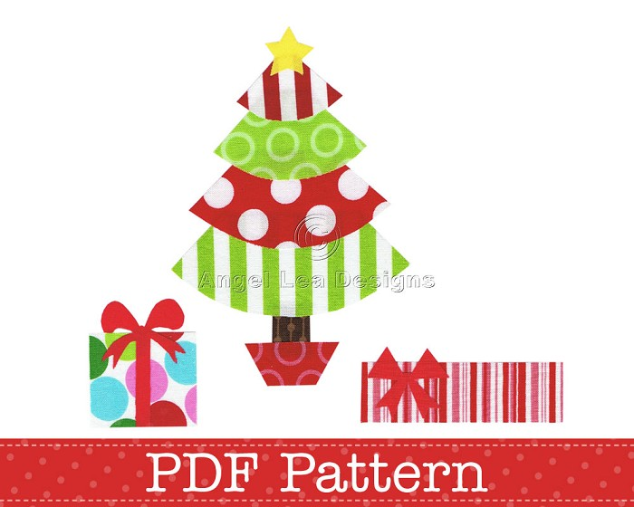 Free Christmas Tree Templates Urgup Kapook Co