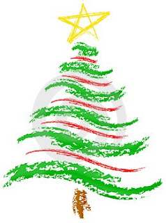 238x320 Beautiful Christmas Tree Sketches And Coloring Pages