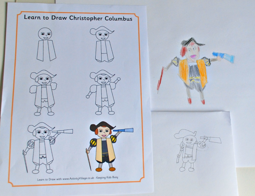 1000x767 Christopher Columbus Ofamily Learning Together