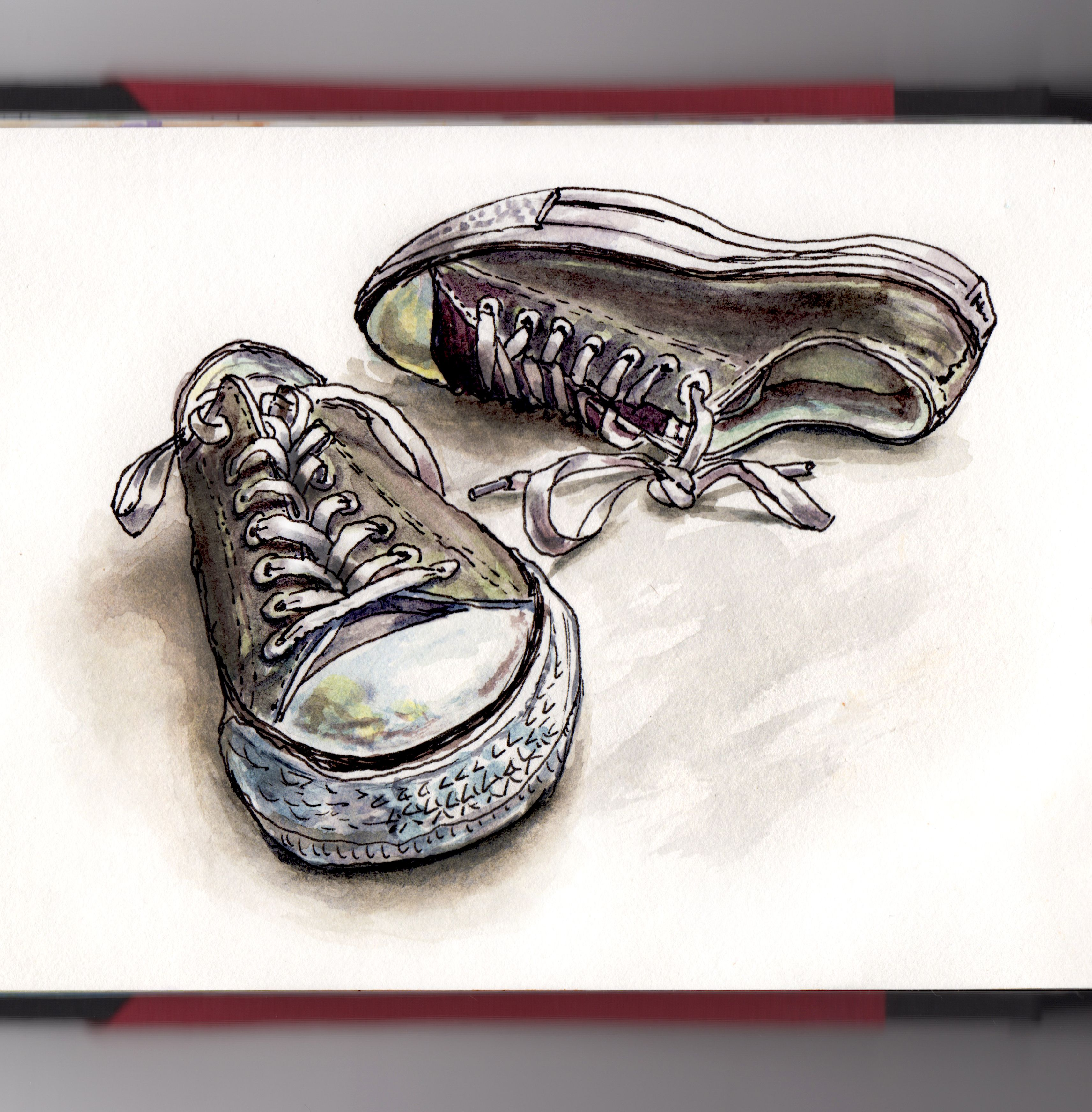 3424x3487 Day 1 Ordinary Days Converse Chuck Taylor Sneakers2.jpg