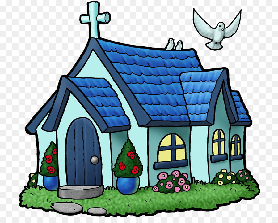900x720 Church Cartoon Drawing Clip Art
