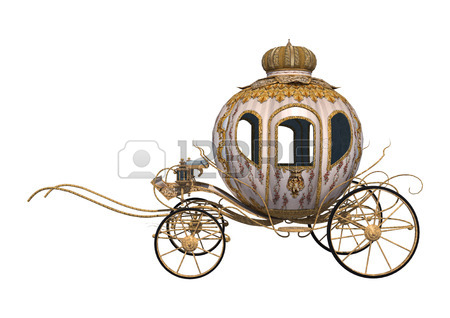 450x318 393 Cinderella Carriage Stock Vector Illustration And Royalty Free