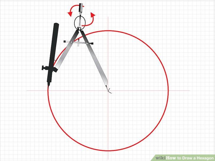 728x546 3 Ways To Draw A Hexagon