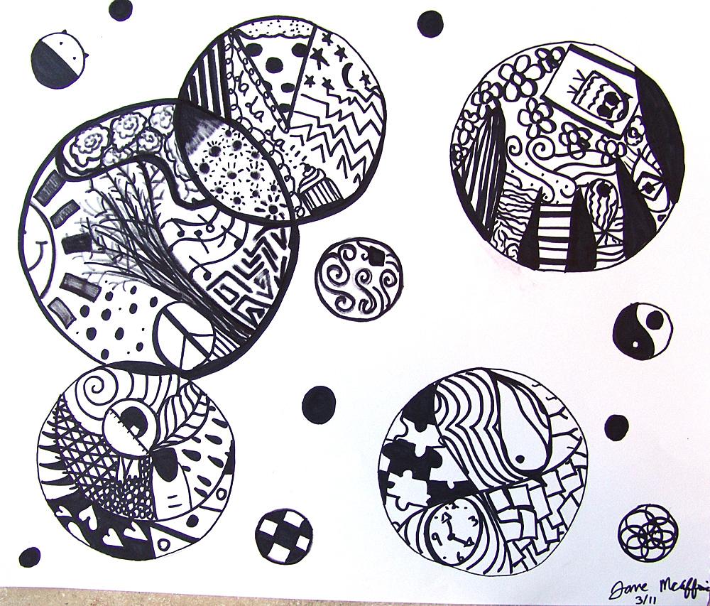 1000x853 Cool Stuff Art Gallery Black Amp White Drawing Art Project