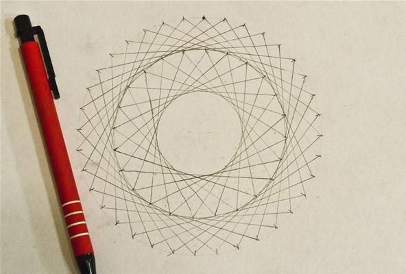592x400 How To Create Concentric Circles, Ellipses, Cardioids Amp More Using