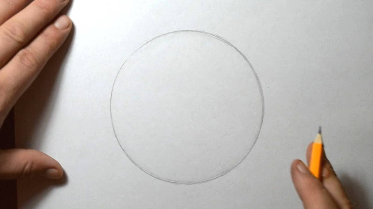 1280x720 How To Draw A Circle Freehand