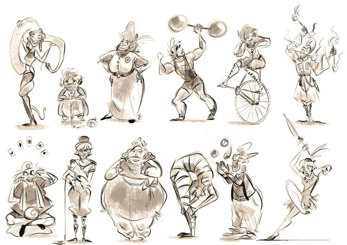 1200x848 Adam Waters On Twitter Circus Performers D Trying To Draw All