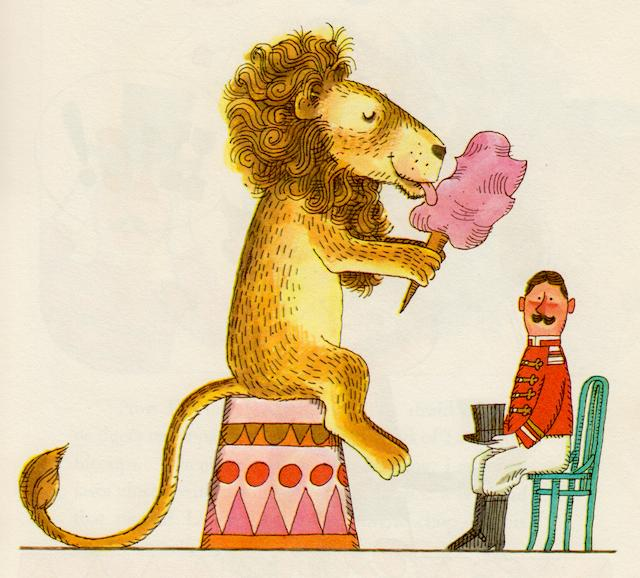 640x578 Only Art On Lions, Illustrations And Circus Illustration