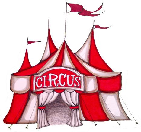 467x435 59 A Circus Tent, Pics Photos Circus Tent
