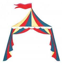 236x250 Draw A Circus Tent Art Work