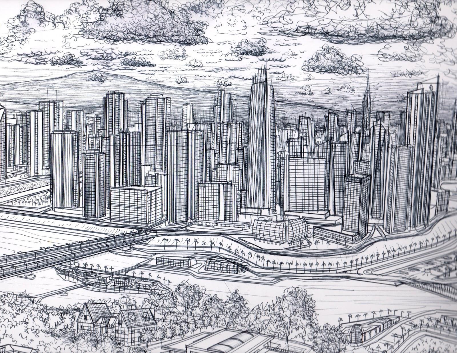 1600x1236 City Building Drawings Of Impressive Img018 Asbienestar.co