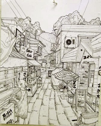 336x419 Artisun 1 Point Cityscapes Perspective