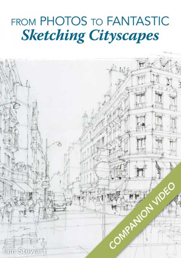 600x852 From Photos To Fantastic Sketching Cityscapes Download