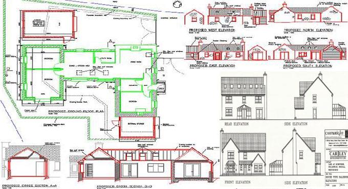 680x370 Civil Engineering Drawing Civil Drawing Engineering Drawings