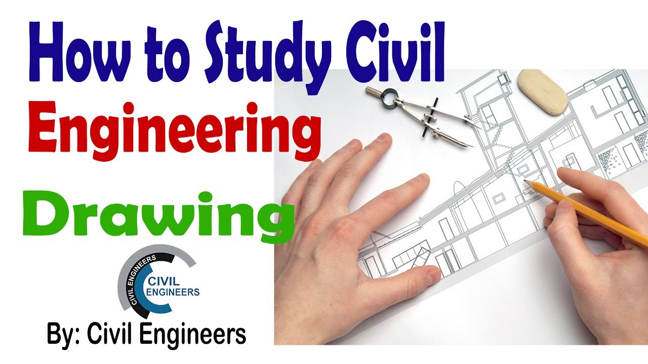 1280x720 How To Study Civil Engineering Drawing