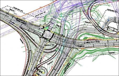500x322 Images Of Civil Engineering Blueprints
