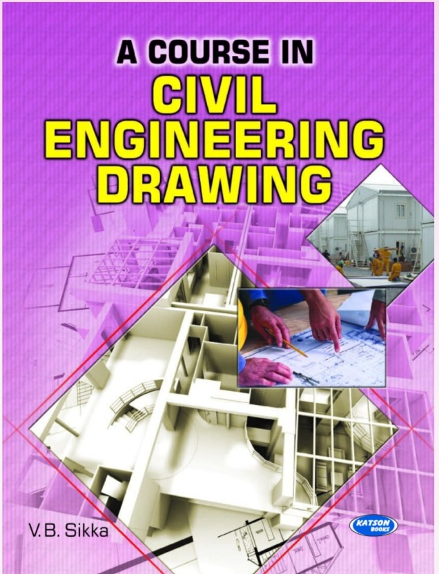 636x832 A Course In Civil Engineering Drawing Buy A Course In Civil