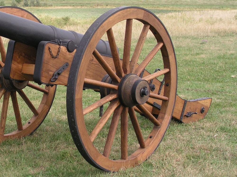 1000x751 57 Civil War Cannon Wheel Custom Order Cannon Amp Specialty Wheels