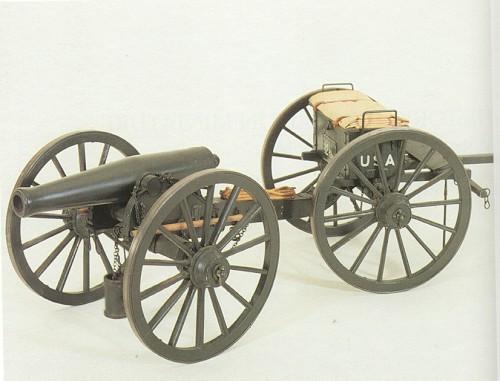 500x381 Civil War Cannon Plans Civil War Cannon Drawing Civil War