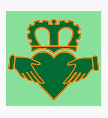 210x230 Claddagh Ring Drawing Photographic Prints Redbubble