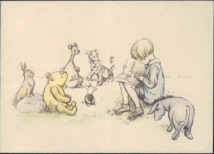 736x531 Classic Pooh Would Love For A Babies Room One Day