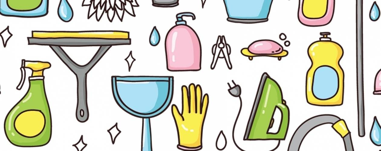1260x500 House Cleaning Tips To Bust Common Myths