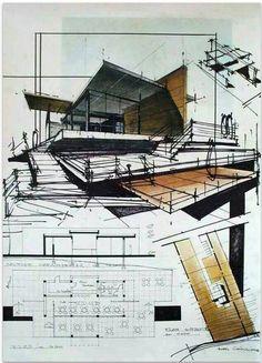 236x327 Architectural Render