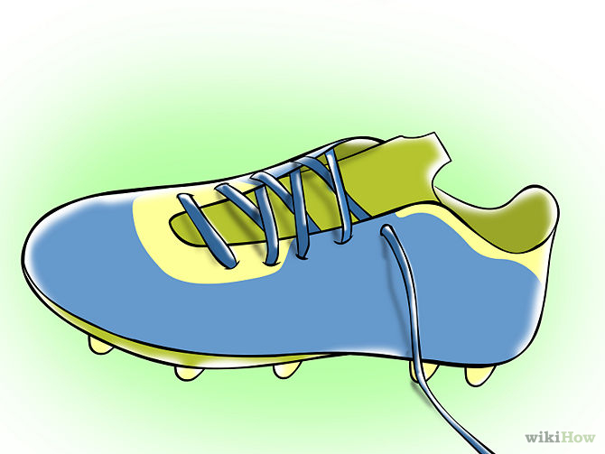 670x503 Soccer Cleat Drawing Clipart Panda