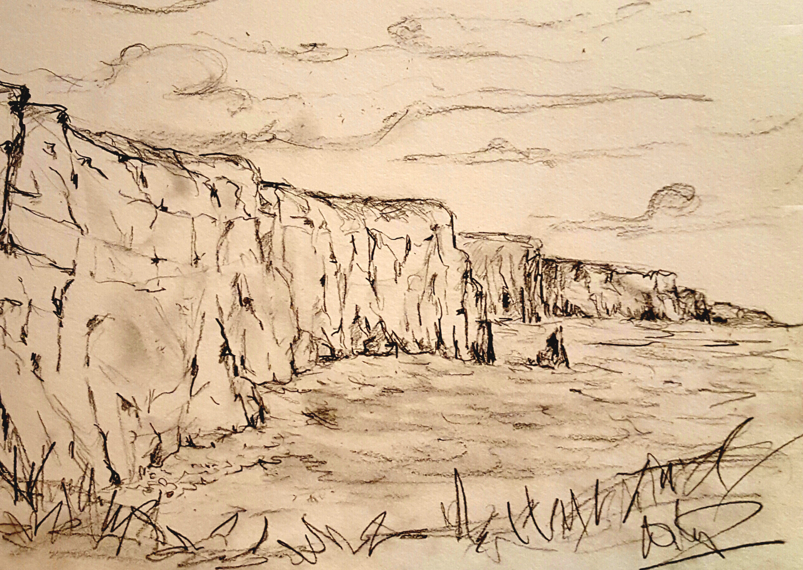 2597x1845 The Cliffs Of Moher Niki Purcell