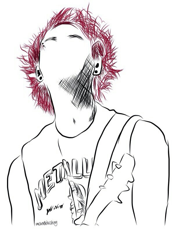 640x792 Michael Clifford Sketch Michael Clifford Michael
