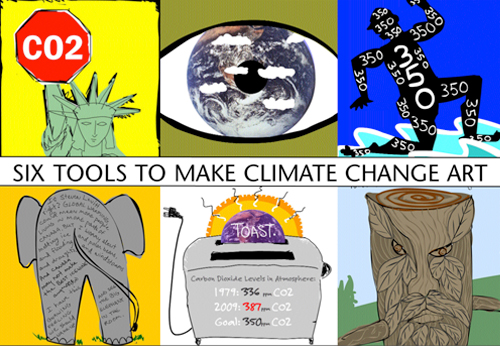 500x346 Six Tools You Need For Climate Change Art (And Action) Franke James