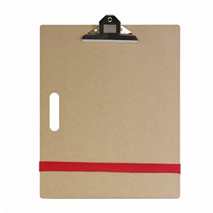 425x425 Brustro Artists' Drawing Clip Board Size