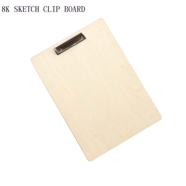 640x640 Online Shop High Quality Wood Sketch Clip Board Drawing Board