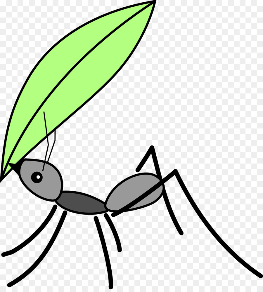 900x1000 Black Garden Ant Insect Drawing Clip Art
