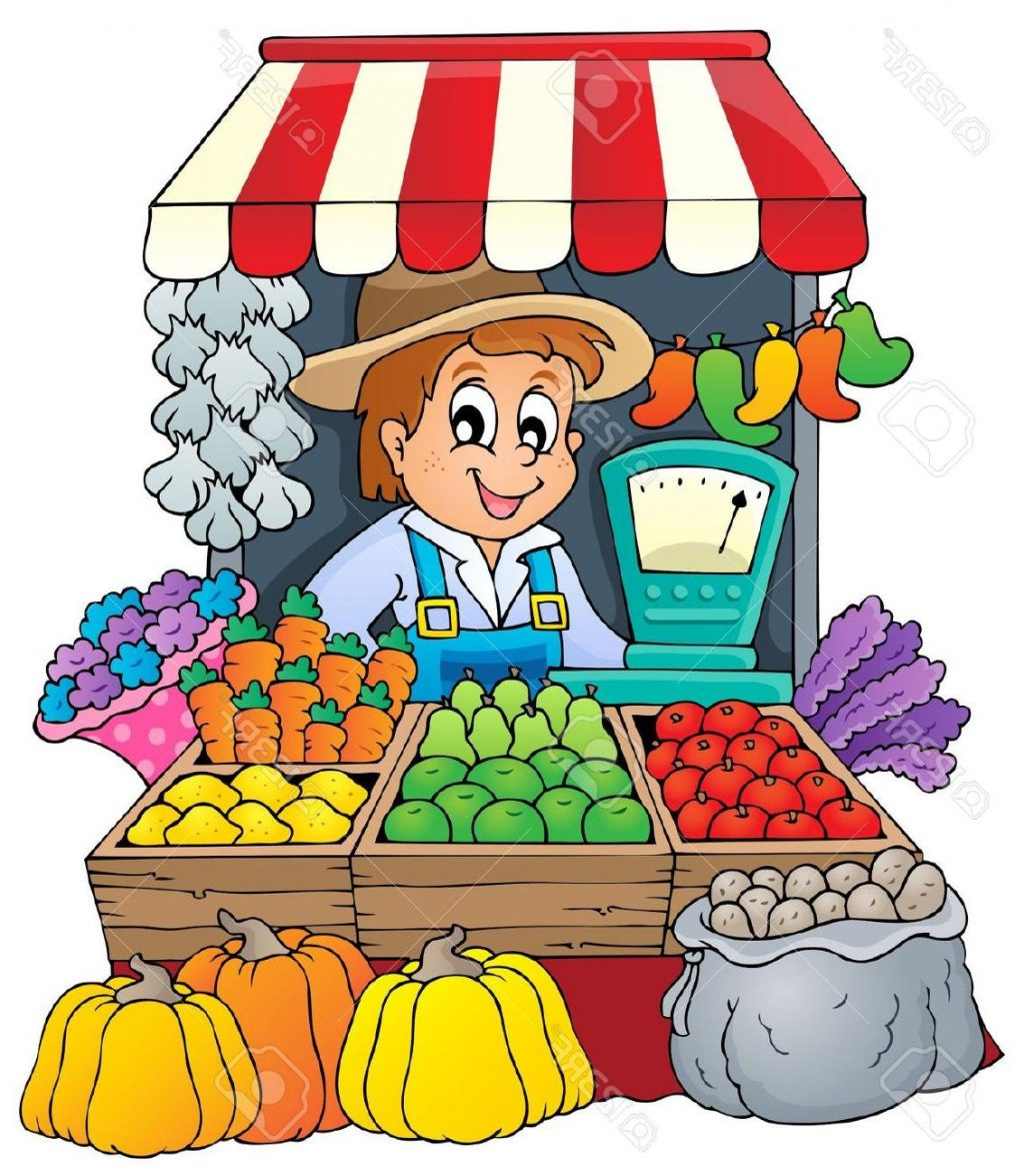 1024x1175 Top Market Clipart Drawing