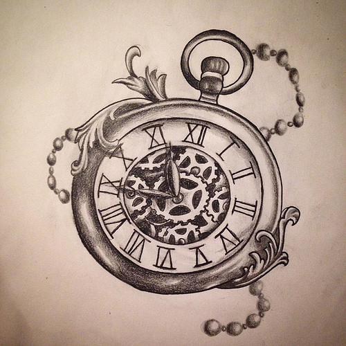 500x500 23920841510 8b354d558f.jpg Time Waits For No One