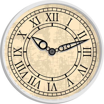 368x368 Vector Clock Drawing Vintage Free Vector Download (95,802 Free