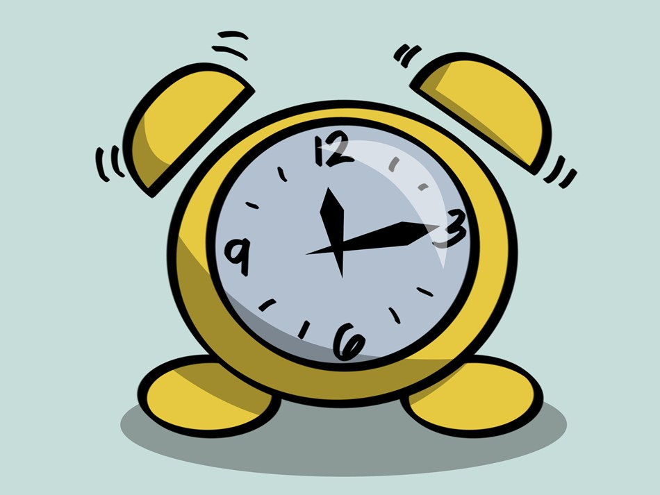 950x713 Clock Drawing 7893549