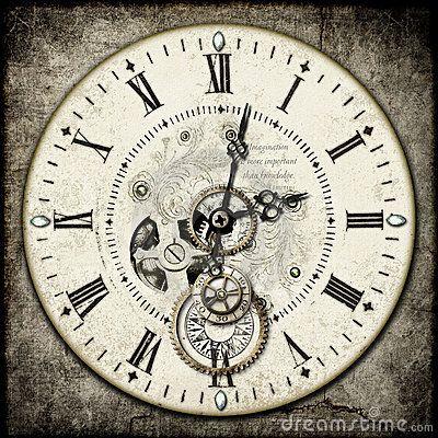 400x400 165 Best Clock Faces Images On Clock Faces, Vintage