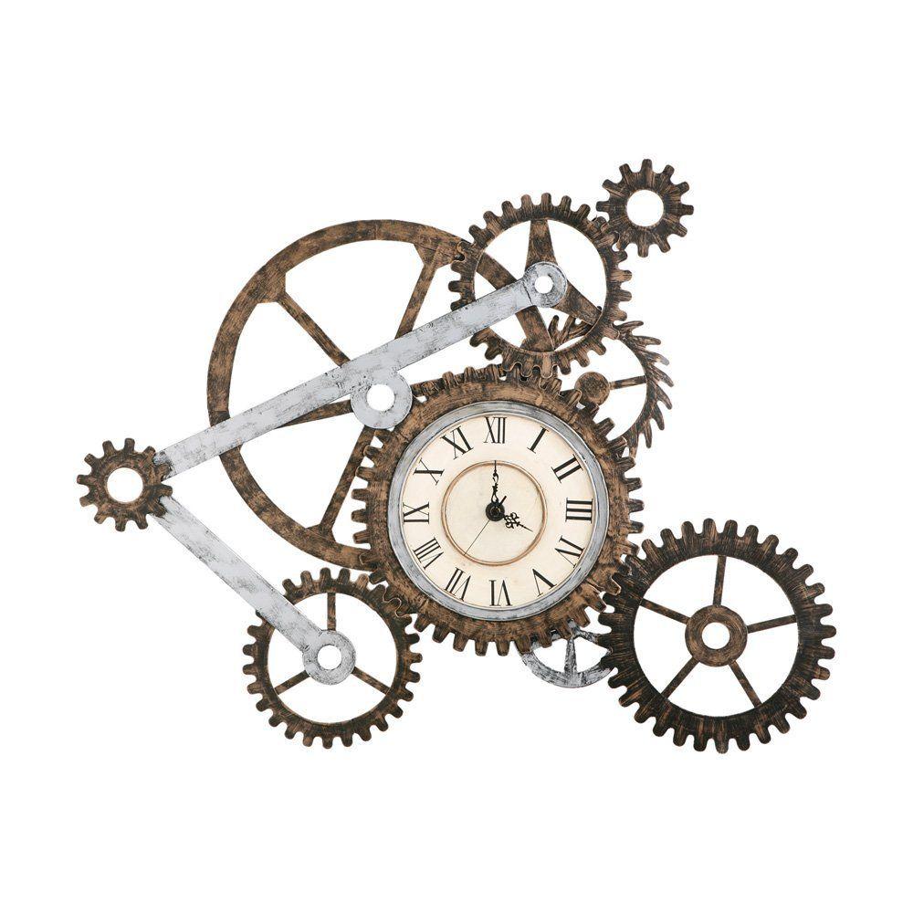 1000x1000 Clock Gears Art Tattoo Steampunk Anything Rocks Gears