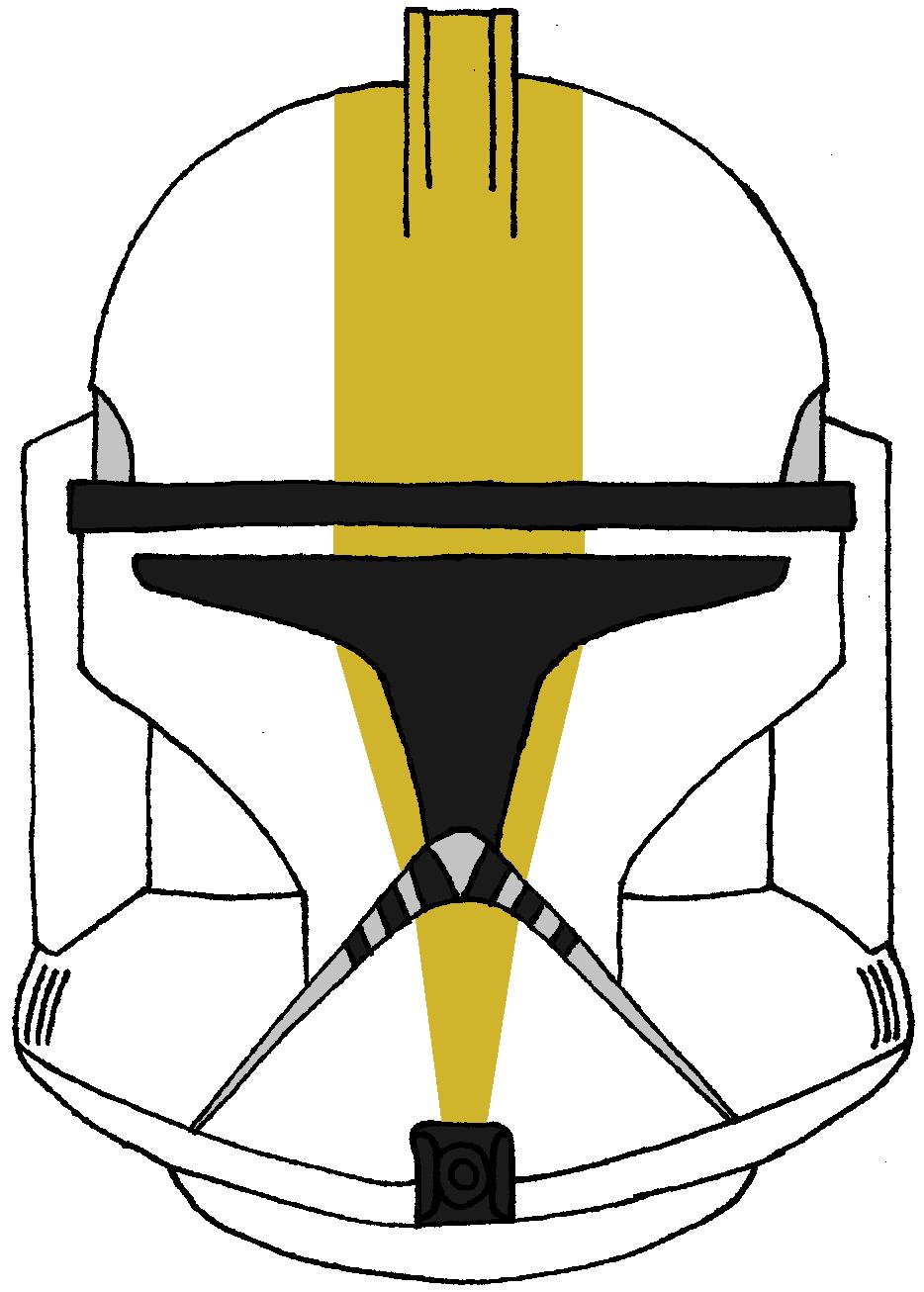 934x1306 Clone Trooper Commander Bly Helmet 1 Clone Trooper Helmets