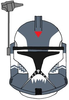 236x341 Clone Trooper Helmet 76th Regiment Clone Trooper Helmets