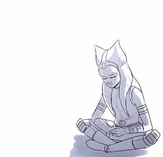 640x616 Ahsoka Before Rebels But After The Clone Wars Tcw And Rebels