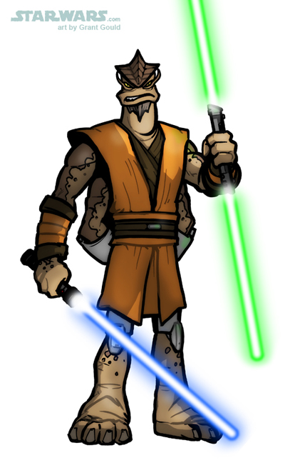 400x648 Draw General Krell From The Clone Wars By Grantgoboom
