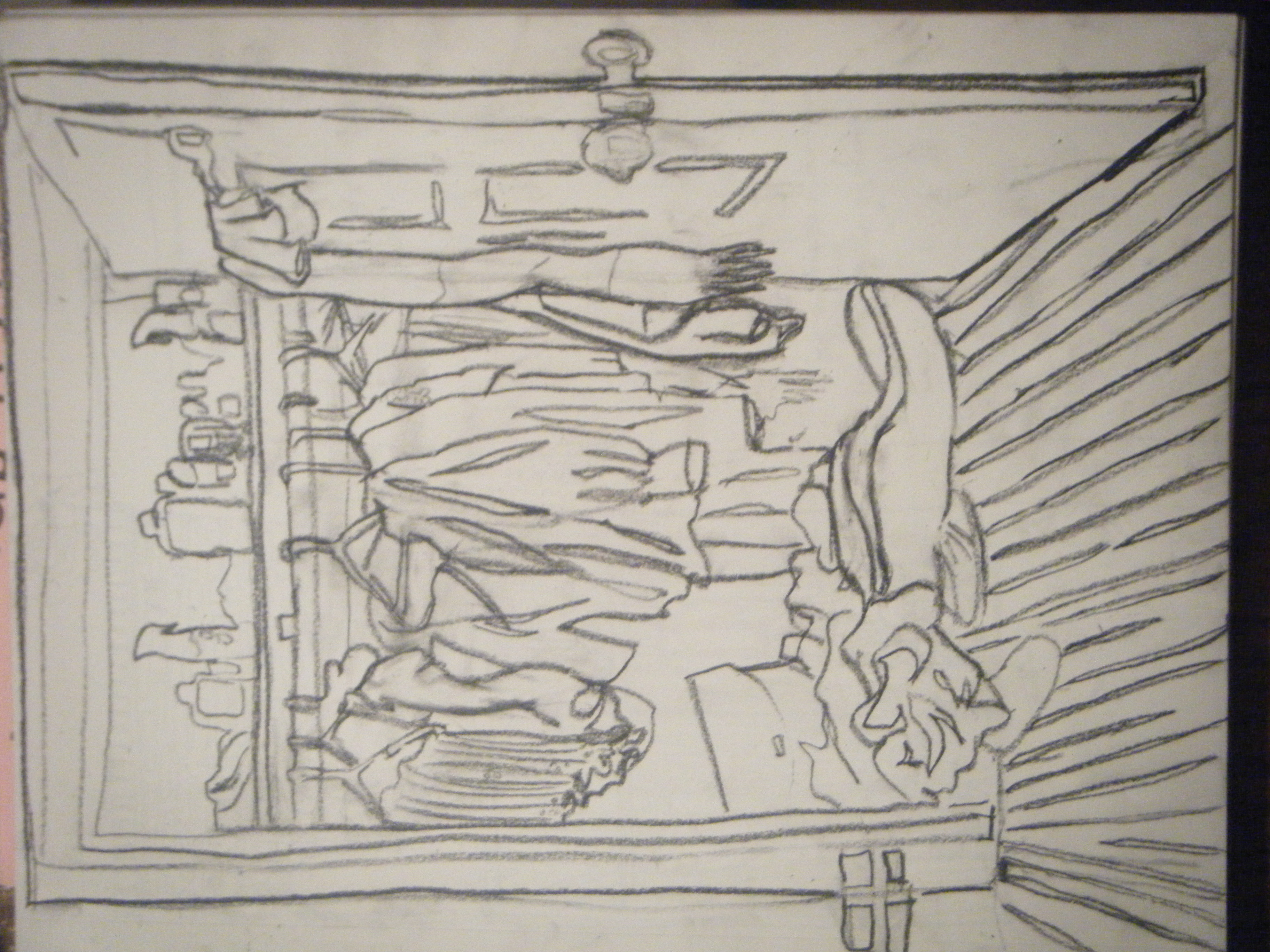 3648x2736 The Space In Between Closet Drawing âu20acu201c Lintonia Davis#39 Blog