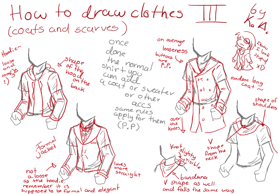 900x630 Clothes Tutorial 3 By Otackoon