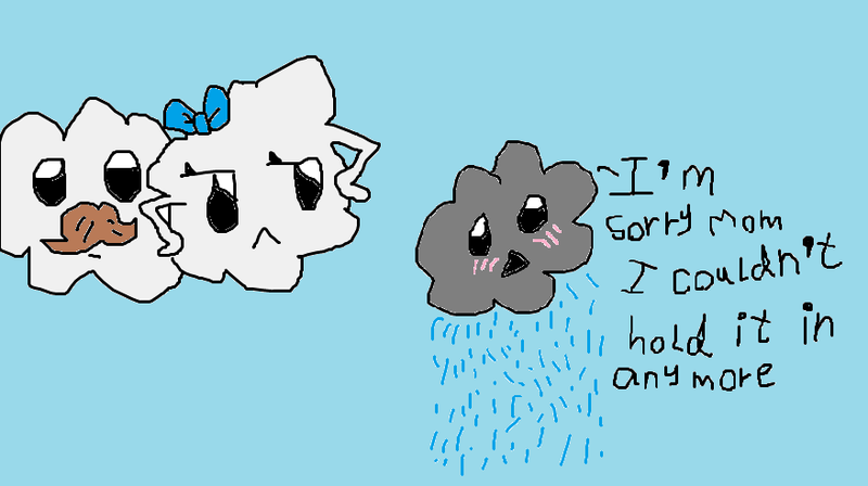800x448 A Cute Cloud Drawing By Theamzingrosequartz